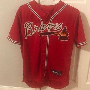 Braves jersey